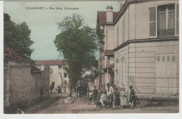 92 - Clamart - Rue St Christophe - Clamart