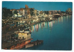 8077 Baghdad Charm Of Night As Is Condition In The Pictures Hand Writing Back Side. - Irak