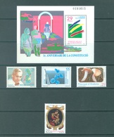ANDORRA  - 1994 - MNH/**  - YEAR COMPLETE - Yv 227-230 BLOC 3 -  Lot 19167 - Andorre Espagnol