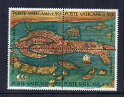 Vaticano - 1972 - Quartina Salviamo Venezia - Nuova - (FDC14434) - Unused Stamps
