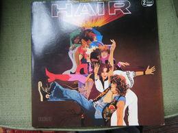 Hair - 2 Disques 33t - Musicals