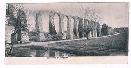 """CPA Petit Format Original : Acqueduc De Luynes  - ( Imprimé """"Huynes"""" ) - Luynes"""