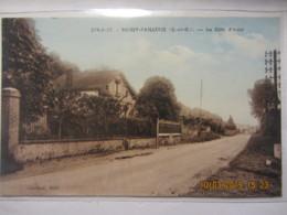 Cpa BOISSERY L AILLERIE (95)  La Côte D'Azur - Boissy-l'Aillerie