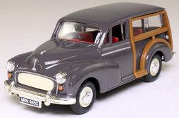 Morris Minor Traveller: Rose Taupe. - PKW & Vierräder