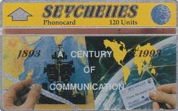 Seychellen Seychelles SEY-20 211A - Seychelles