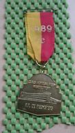 Medaille / Medal - Medaille - 7 E Clara Feyoena Heem In Hardenberg 1989 - The Netherlands - Pays-Bas