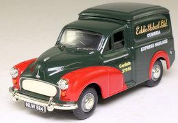 Morris Minor Van: Eddie Stobart. - PKW & Vierräder