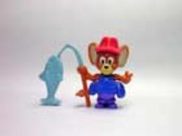Kinder Ferrero Componibili - K.99 N.85 Tom E Jerry - Jerry Pesca - Montabili