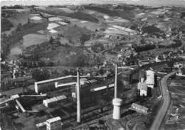 42-LE-CHAMBON-FEUGEROLLES-COKERIE DE LA SILARDIERE VUE DU CIEL - Le Chambon Feugerolles