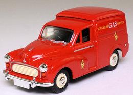 Morris Minor Van: Southern Gas. - Cars & 4-wheels