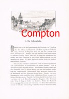 314 E.T.Compton Arlbergbahn Landeck Imst Artikel Mit 6 Bildern 1896 !! - Revues & Journaux