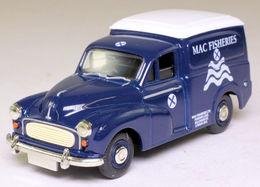 Morris Minor Van: Mac Fisheries. - PKW & Vierräder