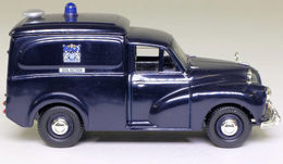 Morris Minor Van: Metropolitan Police Dog Section. - Cars & 4-wheels