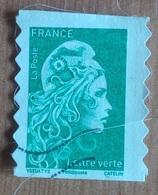 Marianne L'engagée (Lettre Verte) - France - 2018 - 2018-... Marianne L'Engagée
