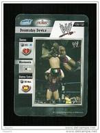 Figurina Wrestling - Card  105-132 - Trading Cards