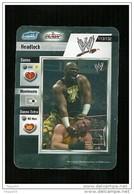 Figurina Wrestling - Card  113-132 - Trading Cards