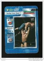 Figurina Wrestling - Card  116-137 - Trading Cards