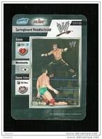 Figurina Wrestling - Card  123-132 - Trading Cards