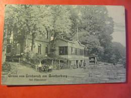 CPA - GRUSS AUS ERICHSRUH AM BENTHERBERG BEI HANNOVER - Hannover
