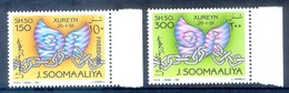 N86- Somalia 1991 Peace Dove. - Somalia (1960-...)