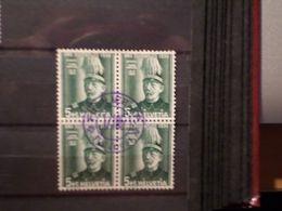 SUISSE  N° 344  Ob   Cote 2,00    Euros. Belle Oblitération - Switzerland