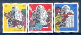 N87- Somalia 1998 Poetry Literature Poesie Poems Poèmes. - Somalia (1960-...)