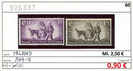 Irland - Eire - Michel 144-145 - ** Mnh Neuf Postfris - 1949-... Republic Of Ireland