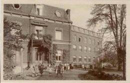 LIEGE - Quai Mativa - Institut Notre-Dame De Lourdes - Façade Vers Le Jardin - Liege