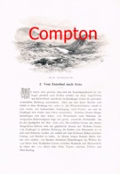 341 E.T.Compton Graz Eisenerz Admont Schladming Artikel Mit 6 Bildern 1896 !! - Revues & Journaux