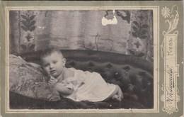 UKRAINE.  #1033  A PHOTO. OFFICE. KIEV. KAMINSKY. BABY ON THE PILLOW.  *** - Film Projectors