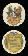 Sotto-boccale O Sottobicchiere - Paulaner Salvator  - Birra - Beer Mats - Sousbocks - Bierdeckel - Coaster - Posavasos - - Sotto-boccale