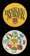 Sotto-boccale O Sottobicchiere - Dinkel-Acker 1 - Birra - Bier - Beer Mats - Sous Bocks - Bierdeckel - Pils - Beer - Sotto-boccale