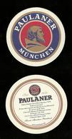 Sotto-boccale O Sottobicchiere - Paulaner 1 - Birra - Beer Mats - Sousbocks - Bierdeckel - Coaster - Posavasos - Deckel - Sotto-boccale