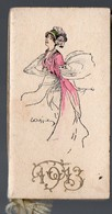 Petit Calendrier 1913 (couv Capiello ?)  (PPP17568) - Calendars