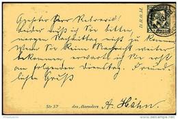 BRAUNSCHWEIG 1898: Bedarfs-GSK - Poste Privée