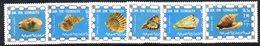XP4095 - SOMALIA 1976 , Serie Yvert N. 194/199  ***  Conchiglie - Somalia (1960-...)