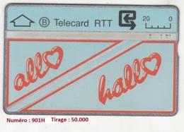 Télécarte Belge S3. N° 901H Utilisée - Belgique