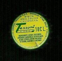 Capsula E Capsule Soda Italia - Tassoni   2 - Capsules - Capsules - Kronkorken - Tapas - Soda