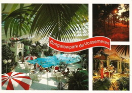 LOMMEL -  Bungalowpark De Vossemeren - Multi-vues - Oblitération De 1988 - Lommel