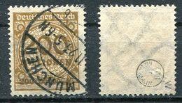 Deutsches Reich Michel-Nr. 323W Gestempelt - Geprüft - Germany