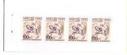 ALLEMAGNE Carnet N° 1277  * *    500 Ans De Poste  Durer - Post