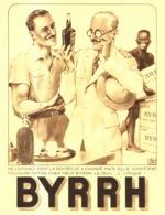 """PUB  """" BYRRH """" Par   Georges LEONNEC  1936  ( 22  ) - Autres Collections"""