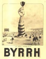 """PUB  """" BYRRH """" Par   Georges LEONNEC  1936  ( 23  ) - Autres Collections"""