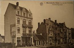 Mariakerke // Rue De Archiduc - Aartshertog Straat (Patisserie) 192? - België
