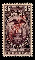 1915-1916 Ecuador - Ecuador