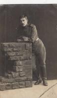 UKRAINE.  #1041   A PHOTO. THE OFFICER. . MILITARY. WING. RIGA EGRERT. *** - Proyectores De Cine