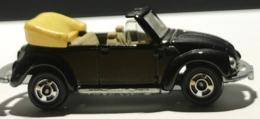 Volkswagen Coccinelle Cabriolet Noir. Tomica Japan. Echelle 1:60 - Voitures, Camions, Bus