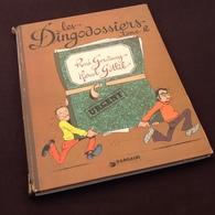 Les Dingodossiers  Tome 2 René Goscinny Et Marcel Gotlib - Gotlib