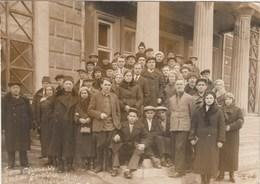 """UKRAINE.  #1043 A PHOTO. """" Kislovodsk. 1940 GROUP OF RESTING IN SANATORIUM..  *** - Projecteurs De Films"""