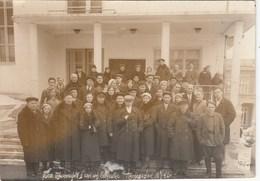 """UKRAINE.  #1044 A PHOTO. """" Kislovodsk. 1940 GROUP OF RESTING IN SANATORIUM..  *** - Projecteurs De Films"""